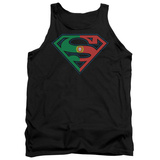 Tank Top: Superman - Portugal Shield Tank Top
