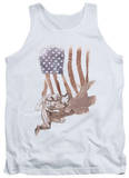 Tank Top: Superman - Super American Tank Top
