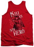 Tank Top: The Hobbit - Kili Is My Hero Shirts