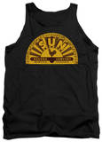 Tank Top: Sun Records - Traditional Logo Tank Top