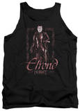 Tank Top: The Hobbit: An Unexpected Journey - Elrond Stare Tank Top