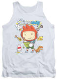 Tank Top: Scribblenauts - Scribble Things Tank Top