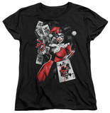 Womens: Batman - Smoking Gun T-Shirt
