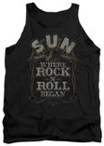Tank Top: Sun Records - Where Rock Began Tank Top