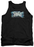 Tank Top: The Thing - Logo Tank Top