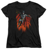 Womens: Batman - Majestic T-shirts