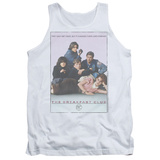 Tank Top: The Breakfast Club - BC Poster T-shirts