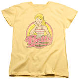 Womens: Archie Comics - Betty Distressed Shirt