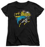 Womens: Batman - Batgirl Halftone Shirts