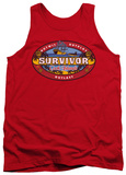 Tank Top: Survivor - Cook Islands Tank Top