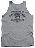 Tank Top: Taxi - Property Of Sunshine Cab T-Shirt