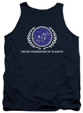 Tank Top: Star Trek - United Federation Logo Tank Top