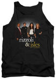 Tank Top: Rizzoli & Isles - R&I Cast T-Shirt