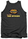 Tank Top: Survivor - Tribe Has Spoken Tank Top