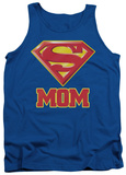 Tank Top: Superman - Super Mom Tank Top