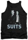 Tank Top: Suits - Partners T-shirts