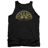 Tank Top: Sun Records - Tattered Logo Tank Top