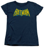 Womens: Batman - Classic Batman Logo T-shirts
