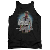 Tank Top: The Six Million Dollar Man - Technology Tank Top