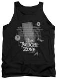 Tank Top: The Twilight Zone - Monologue Tank Top