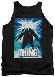 Tank Top: The Thing - Poster Tank Top