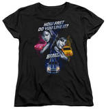 Womens: 2 Fast 2 Furious - Fast Women T-shirts