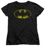 Womens: Batman - Bats On Bats T-Shirt