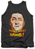 Tank Top: The Three Stooges - Woob Woob Woob T-Shirt