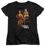 Womens: 2 Broke Girls - Max & Caroline T-Shirt
