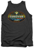 Tank Top: Survivor - Heroes Vs Villains Tank Top