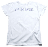 Womens: 7th Heaven - 7th Heaven Logo T-Shirt