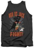 Tank Top: Samurai Jack - Jack Vs Aku Tank Top