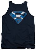 Tank Top: Superman - Scottish Shield Tank Top