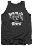 Tank Top: The Three Stooges - Bottoms Us Tank Top