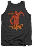 Tank Top: The Flash - Whirlwind Tank Top