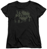 Womens: Army - Soilders T-Shirt