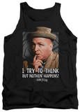 Tank Top: The Three Stooges - Try To Think Tank Top