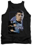 Tank Top: Star Trek - Spock Tank Top