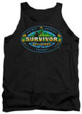 Tank Top: Survivor - All Stars Tank Top