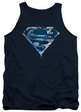 Tank Top: Superman - Water Shield Tank Top