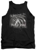 Tank Top: The Twilight Zone - I Survived Vêtement
