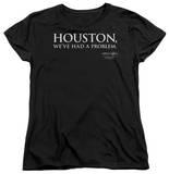 Womens: Apollo 13 - Houston T-Shirt