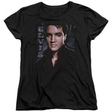 Womens: Elvis Presley - Tough T-shirts
