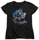 Womens: Batman Arkham City - Joke's On You! T-Shirt