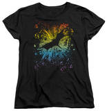 Womens: Dark Knight Rises - Coming At You T-Shirt