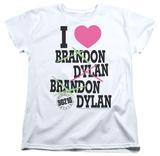 Womens: Beverly Hills 90210 - I Heart Beverly Hills 90210 T-Shirt