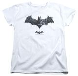 Womens: Batman Arkham Origins - Bat Of Enemies T-shirts