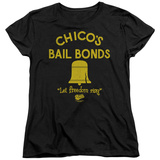 Womens: Bad News Bears - Chico's Bail Bonds T-Shirt