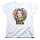 Womens: Bionic Woman - Under My Skin T-shirts