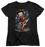 Womens: Betty Boop - Country Star Shirts